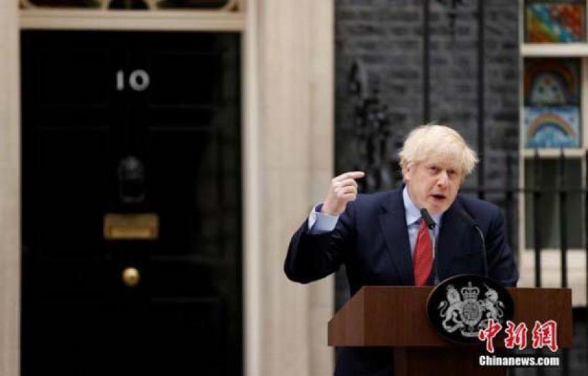 宁可尸体堆积如山也不封城?英首相否认冷血发言