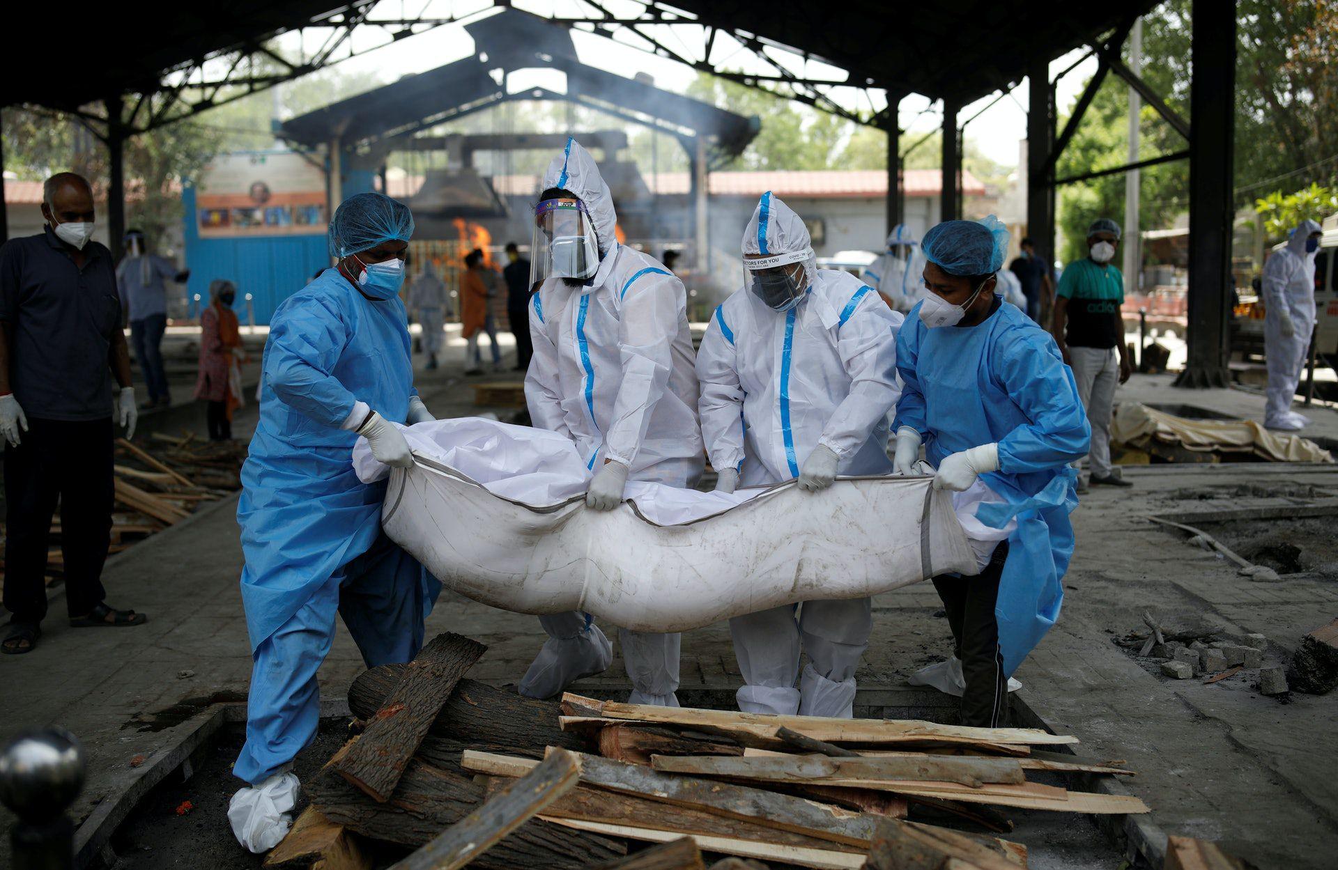 印度影星发推称抗疫物资在华遇阻,中国驻印大使澄清(组图)