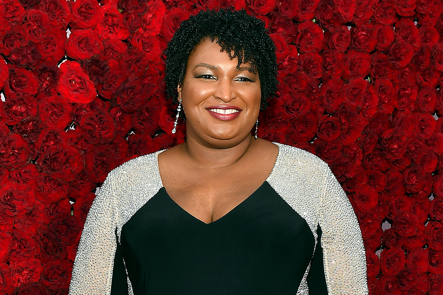Stacey Abrams Talks Her Second Career as a Novelist — and the One Book Her Mom Wants Her to Write