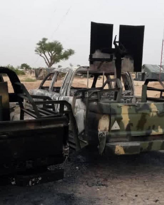 尼日利亚政府军 歼数十恐怖分子
