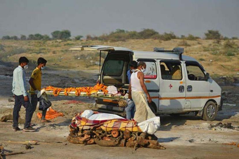 印度总理莫迪的叔母 新冠肺炎去世