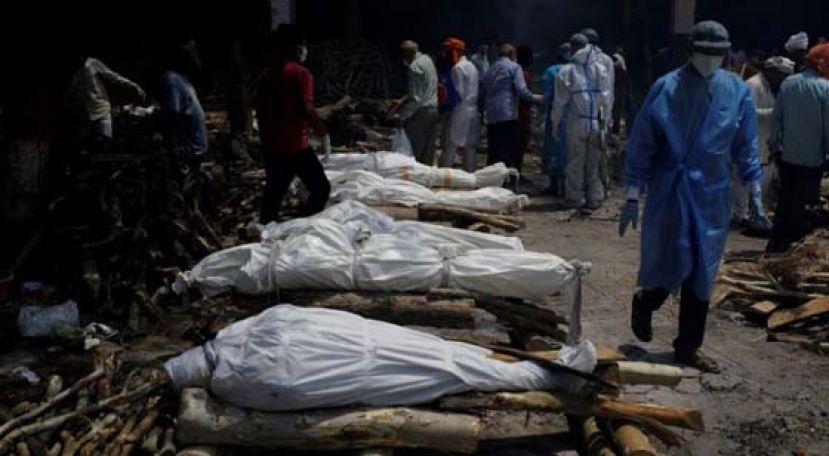 美驻印度使领馆 逾百人确诊2死