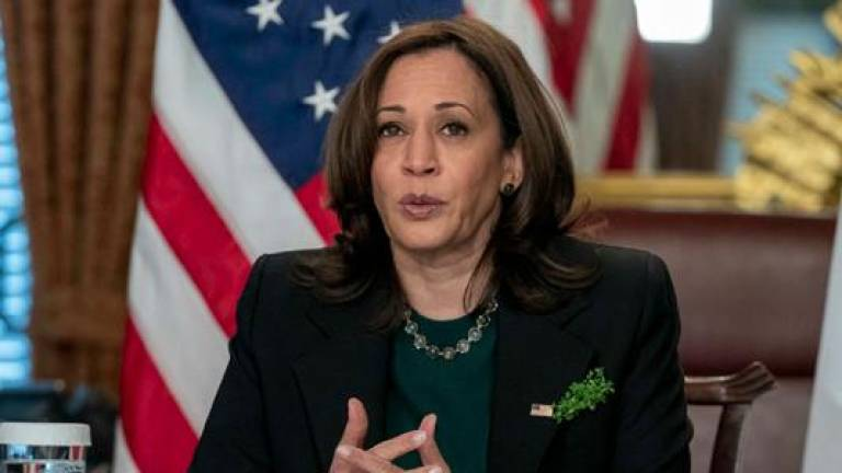 Harris vows $310 mn US relief as Central America tackles migration