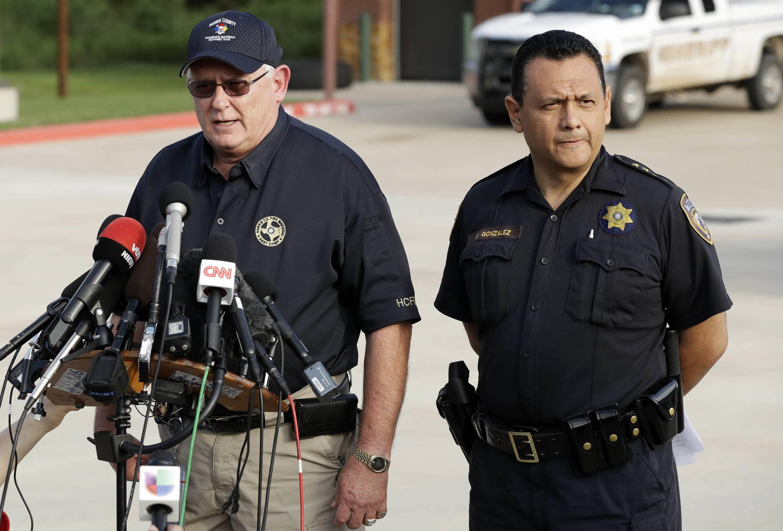 The White House Will Nominate Harris County Sheriff Ed Gonzalez To Run ICE