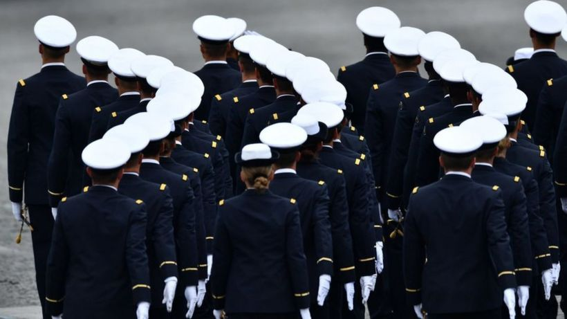 Anger as ex-generals warn of 'deadly civil war' in France