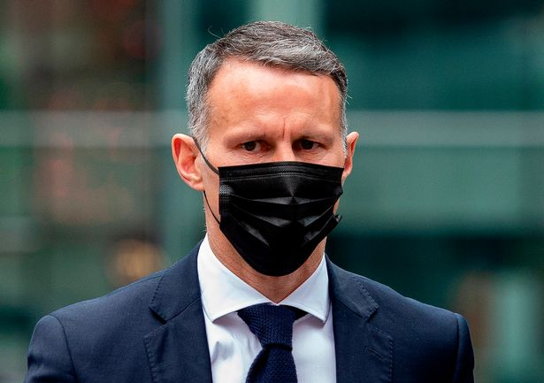 Ryan Giggs 'headbutted ex during three years of abuse - and attacked her sister'