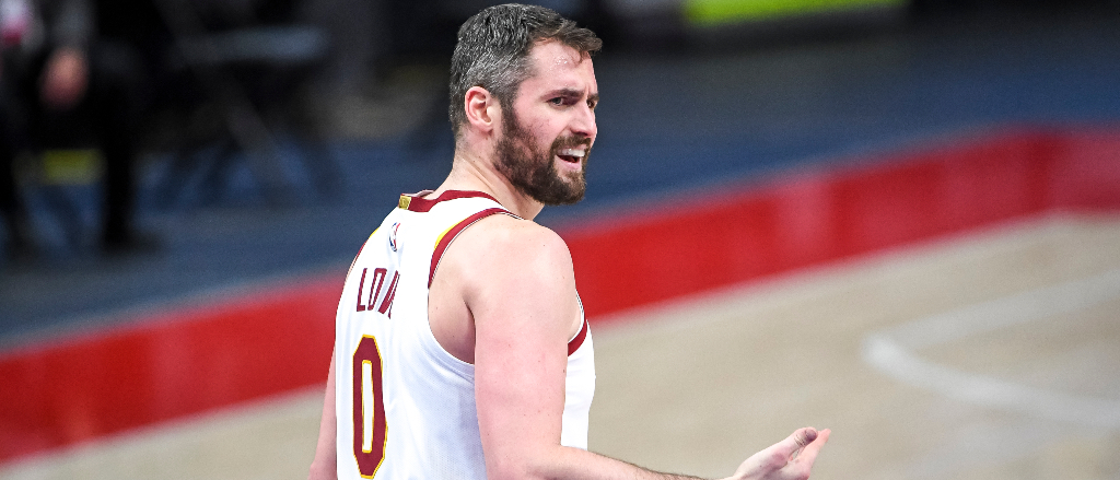 Kevin Love Doesn't Want To Negotiate A Buyout From The Cleveland Cavaliers