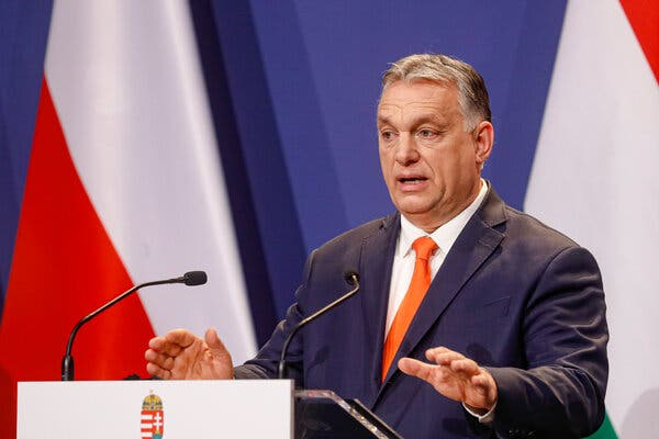 Hungary Transfers 11 Universities to Foundations Led by Orban Allies