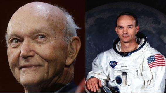 """与阿姆斯特朗同行却未登月...""""被遗忘的航天员""""病逝"""