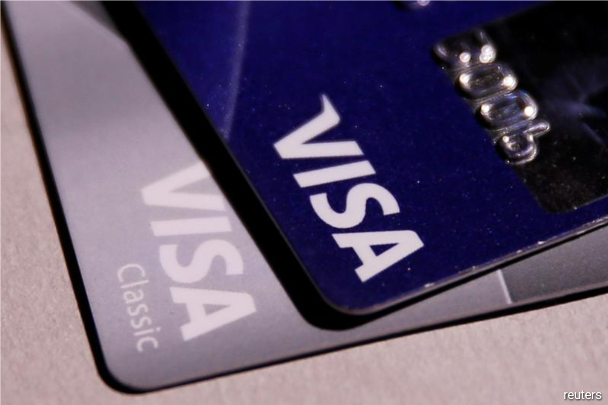 Visa emerging from pandemic 'storm' as spending volumes recover