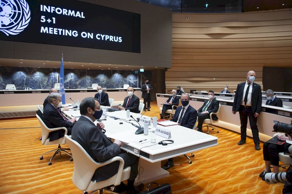 Cyprus settlement talks at UN fail to find breakthrough