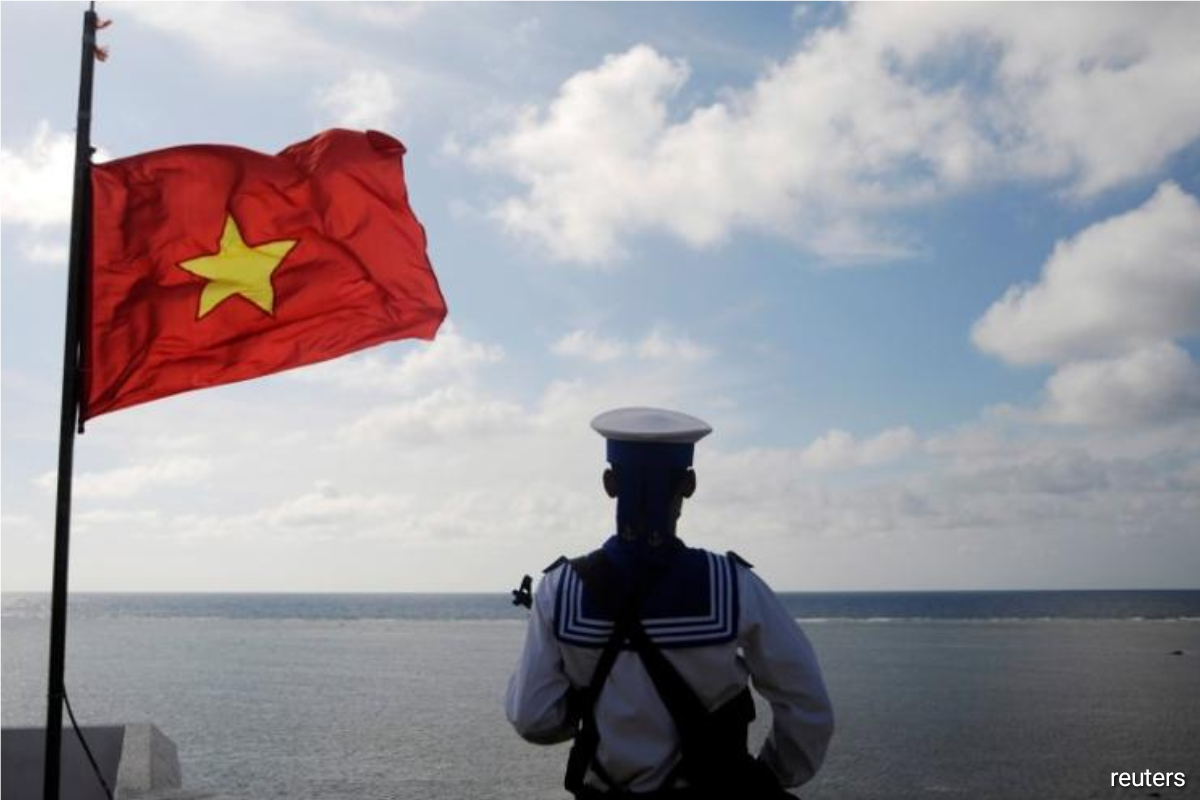 Vietnam says it won't follow others in opposing China - Global Times