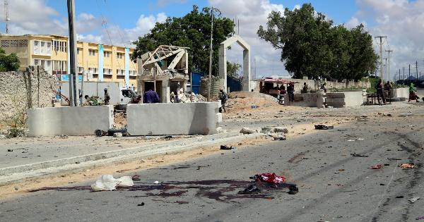 索马里首都拘留所 遭自杀式袭击18死伤