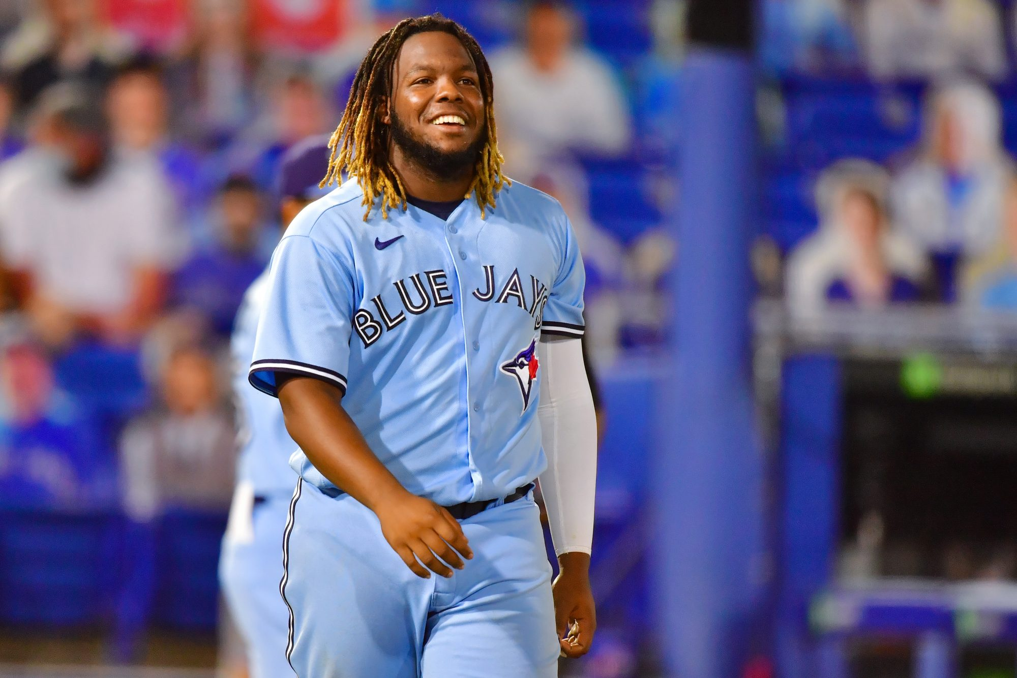 Toronto Blue Jays Player Talks 42-Lb. Weight Loss: 'I Can Do a Lot of Things I Couldn't Do Before'