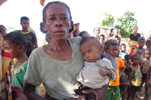 Madagascar edges toward famine, UN food agency appeals for assistance