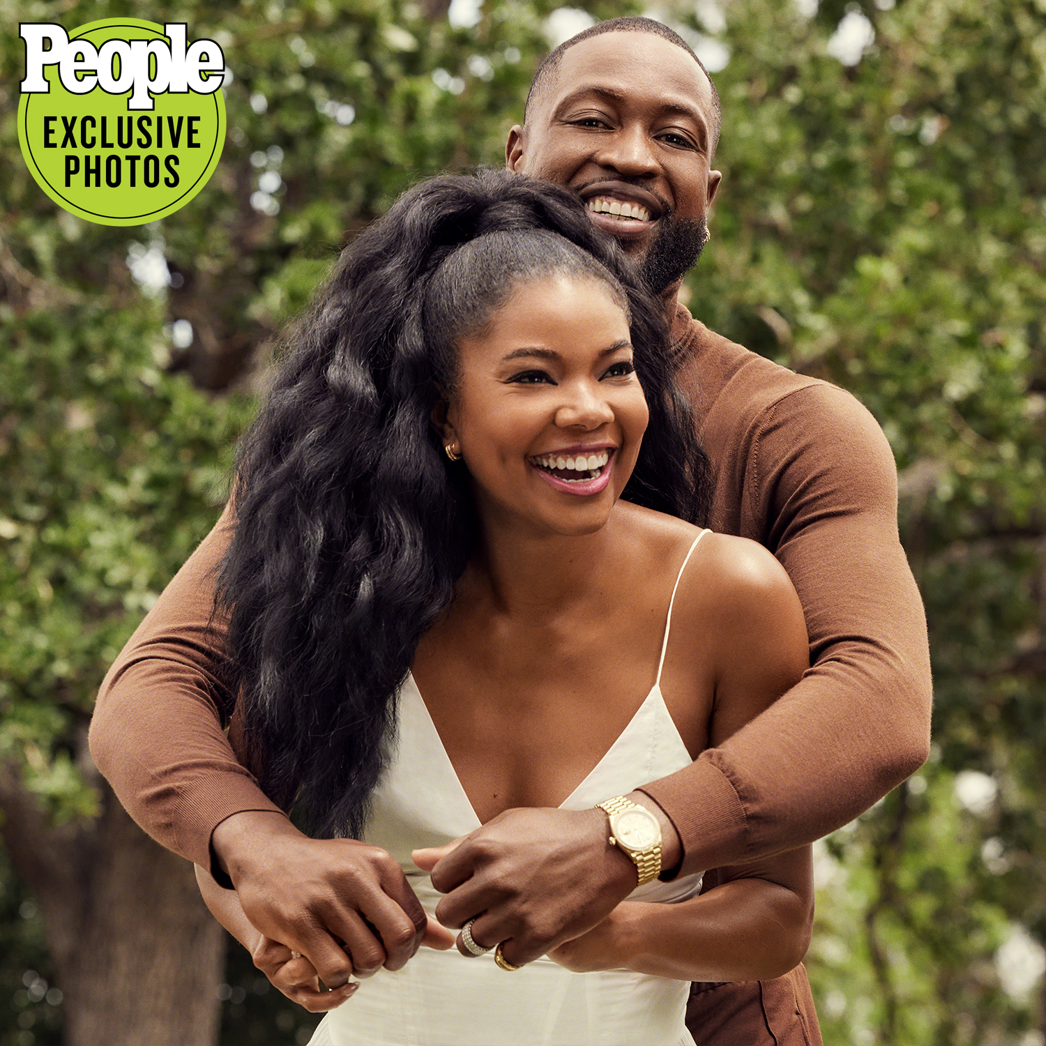 Dwyane Wade on What Makes His Marriage to Gabrielle Union Work: 'It's Not My Job to Change Who She Is'