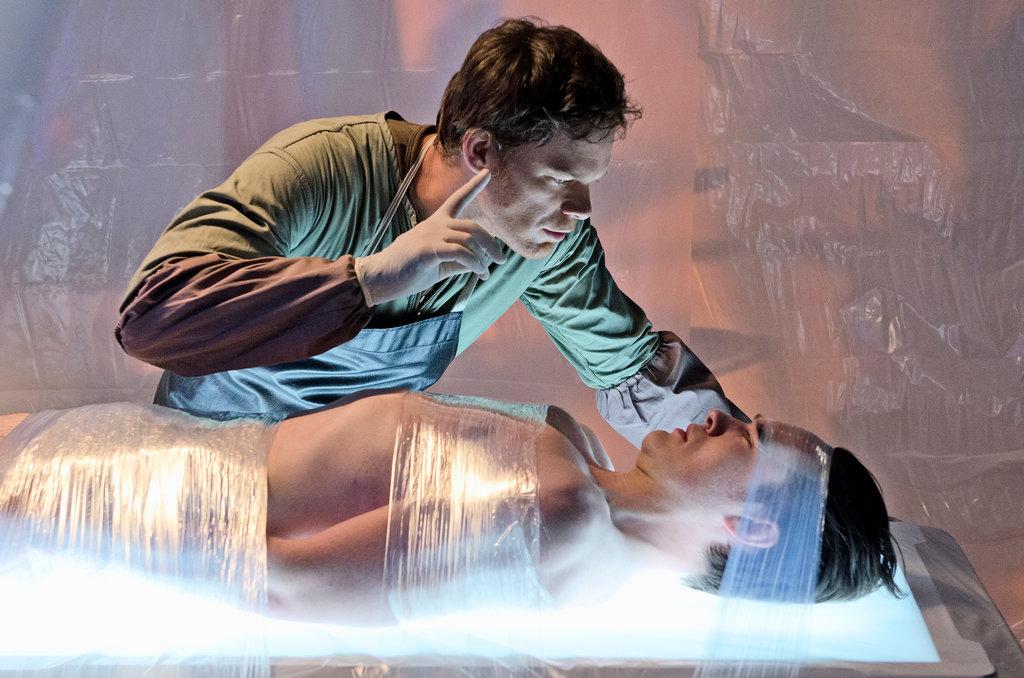 Jennifer Carpenter Returning As Debra In Dexter Reboot