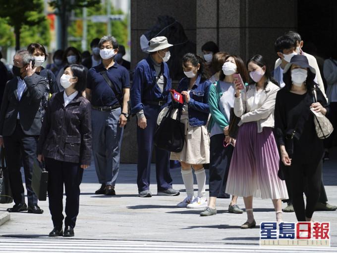 南韩增627宗新冠确诊 东京增1050宗今周第二次破千