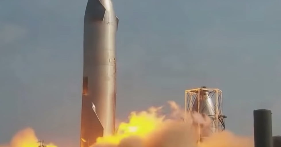 SpaceX scrubs the high altitude test of its SN15 Starship prototype