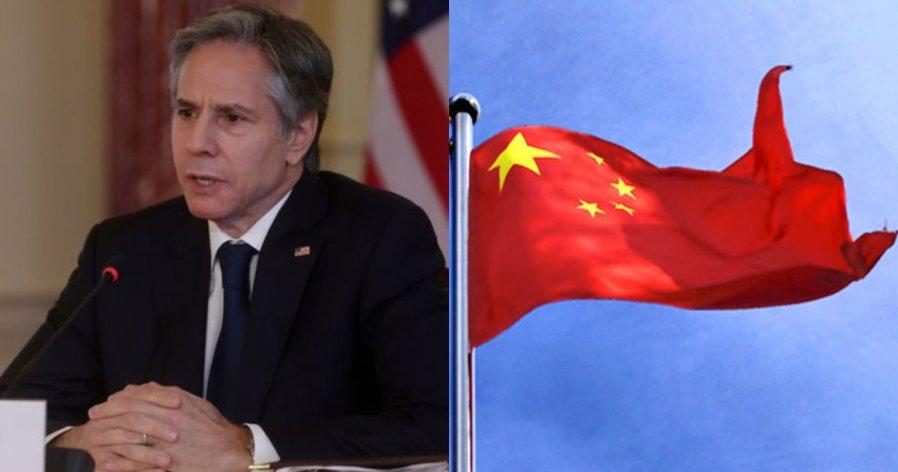 【G7外长会议】美国国务卿指中国 对外日益咄咄逼人