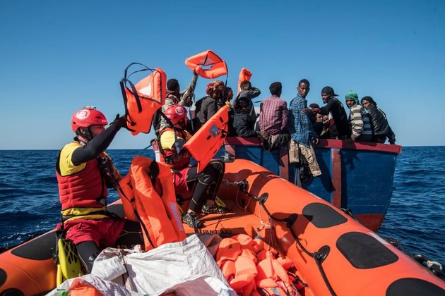 Over 600 Europe-bound migrants returned to Libya - navy