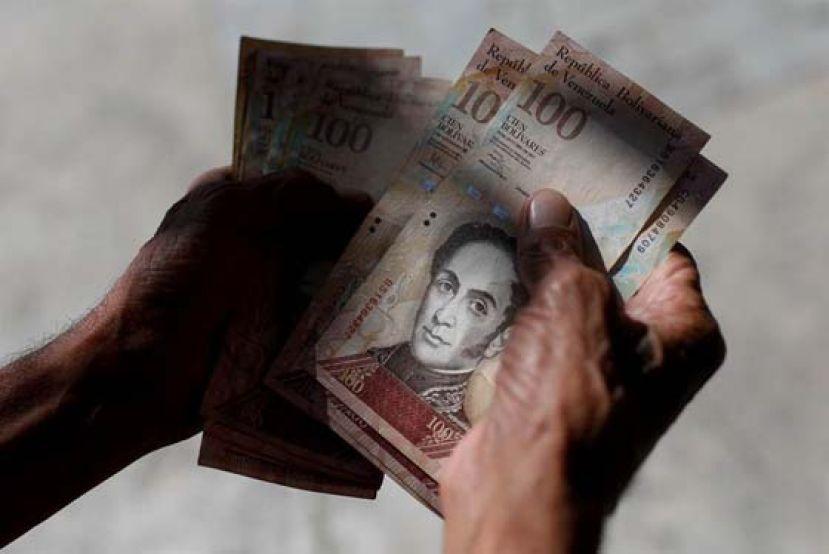 委内瑞拉通膨严重 调薪3倍仍不够买1公斤肉