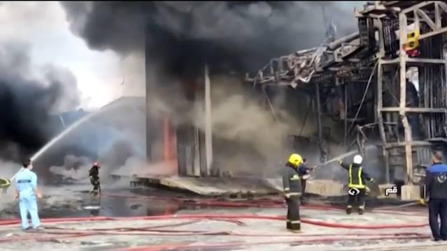 伊朗制酒厂致六人伤 政府宣布紧急状态