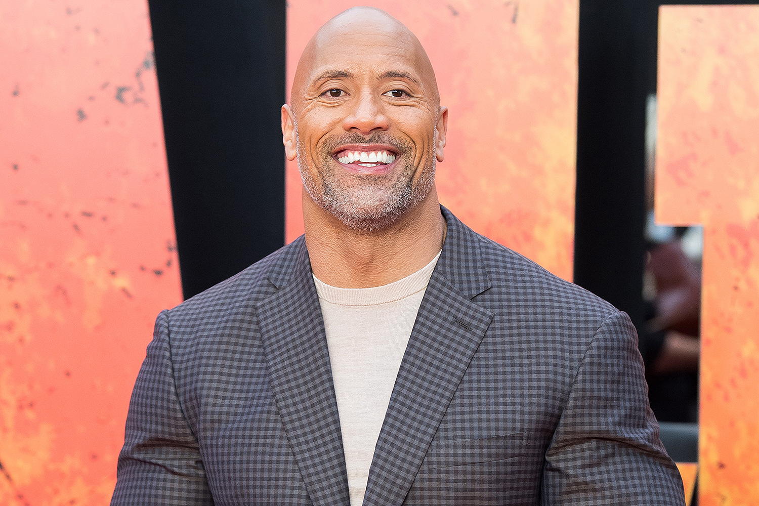 Dwayne Johnson's voice cracks while singing Garth Brooks song in sweet message to fan with breast cancer