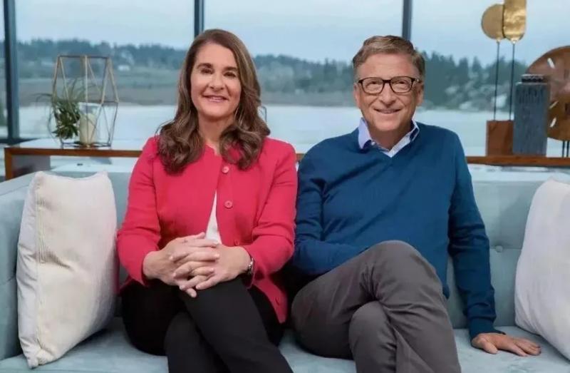 比尔盖茨宣布离婚,5个首富已经离了4个,只剩1个他(图)