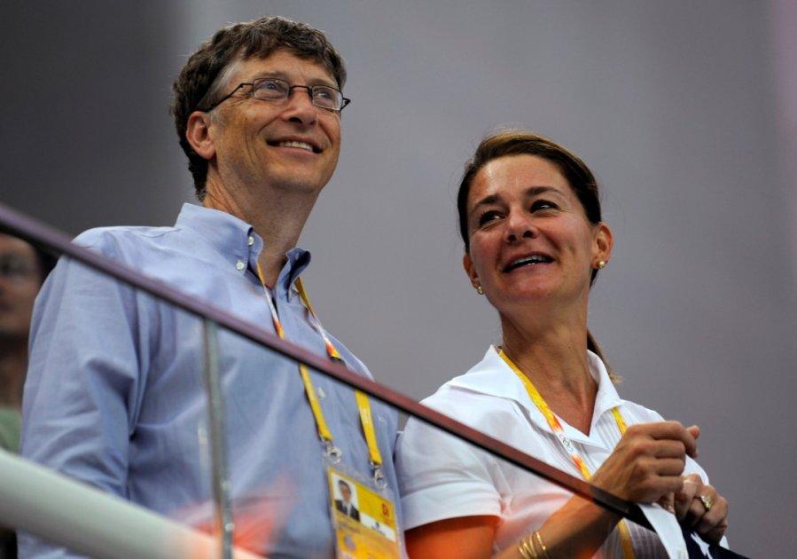 【比尔盖茨离婚】梅琳达或成全球女首富