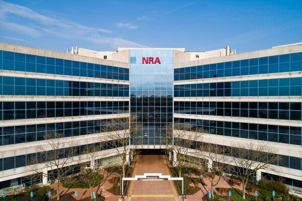 N.R.A. Leadership and Bankruptcy Assailed by U.S. Trustee