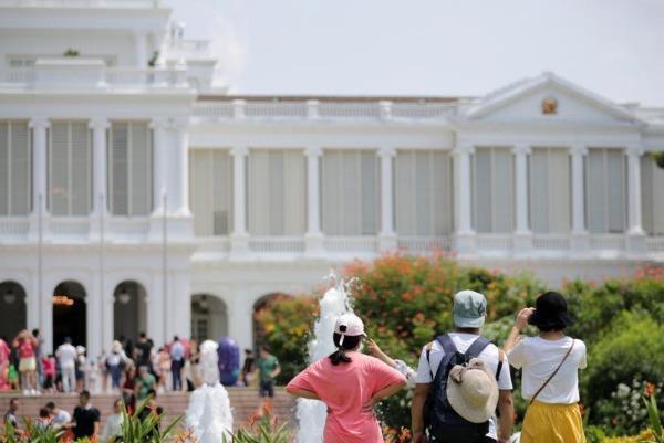 新加坡总统府取消开放日活动