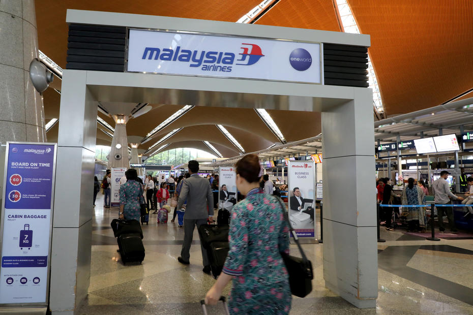 Malaysia Aviation Group aims to diversify, boost digital business