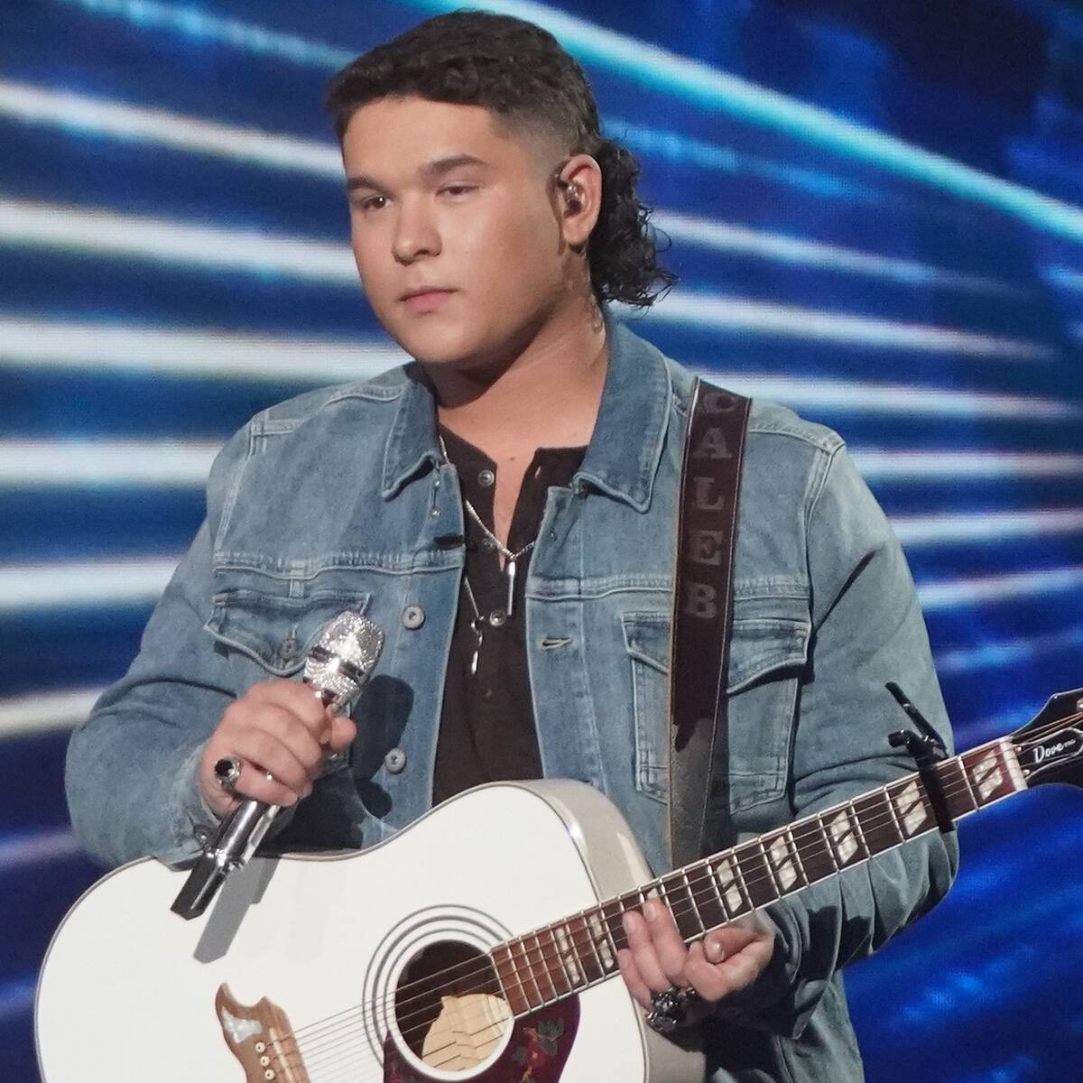 Caleb Kennedy Compares Pressure of American Idol to Slap in the Face After Controversial Exit