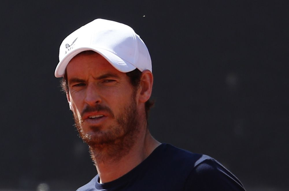 Murray accepts wildcard for final US Open tune-up event