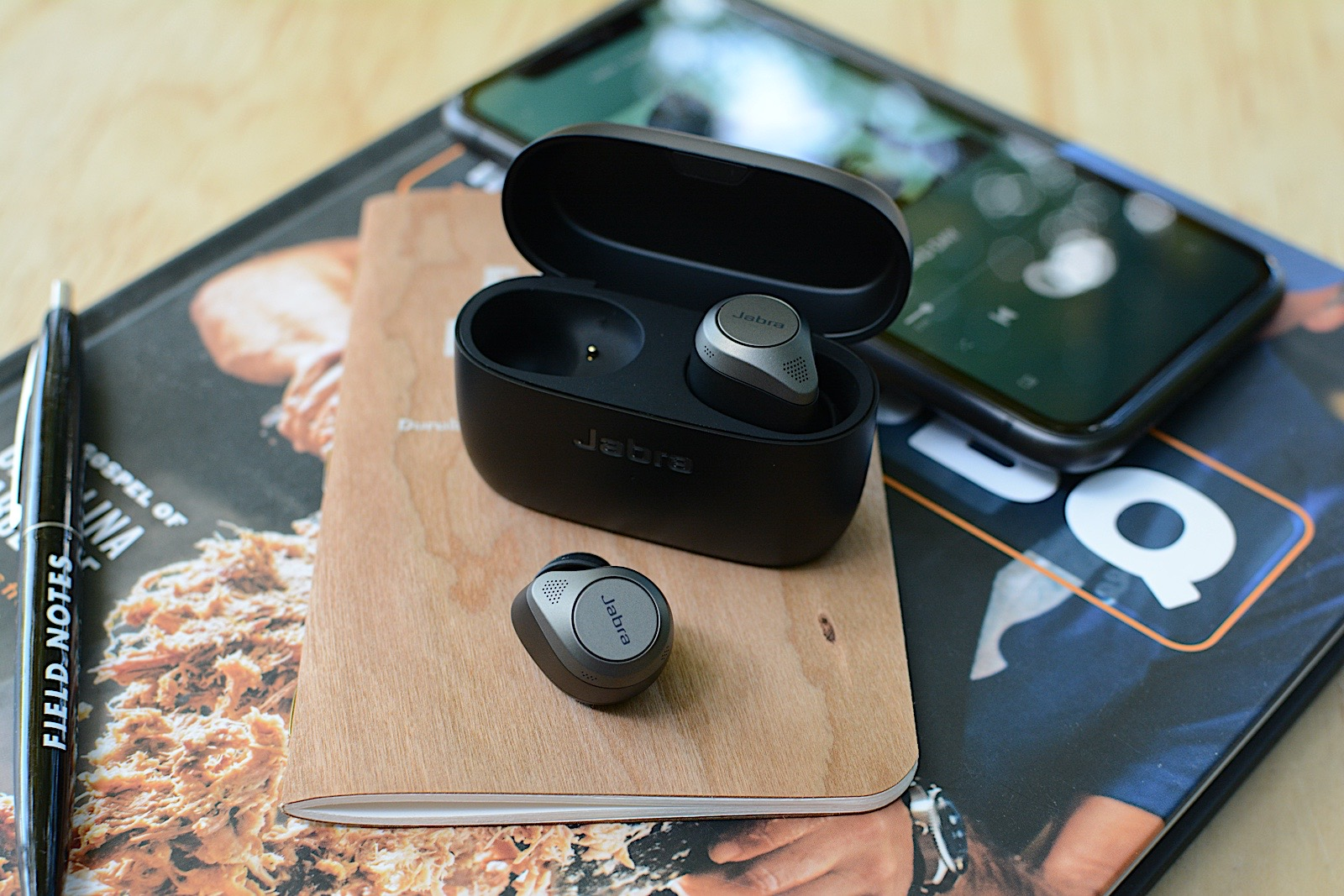 Jabra's Elite 85t wireless earbuds are $50 off right now