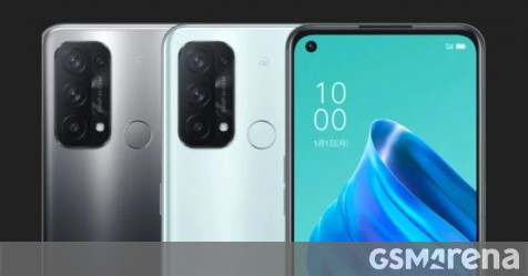 Oppo Reno5 A surfaces in Japan with an S765G chipset and similarities to the Reno5 5G - GSMArena.com news