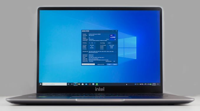 Intel 11th Generation Core Tiger Lake-H Performance Review: Fast and Power Hungry
