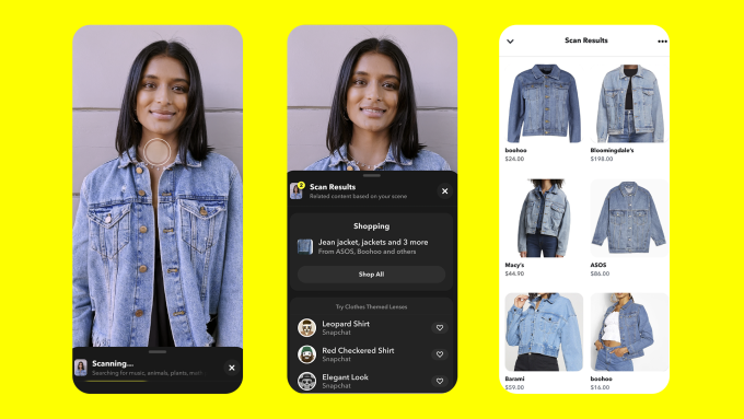 This Week in Apps: Google I/O hits and misses, Snap goes shopping, Parler returns to App Store