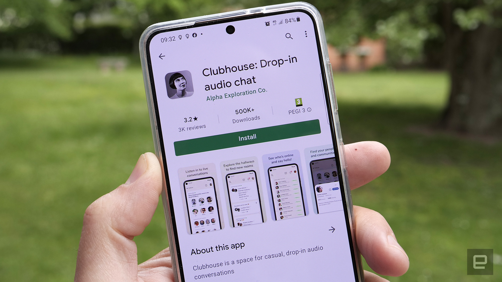 Clubhouse is now available worldwide on Android