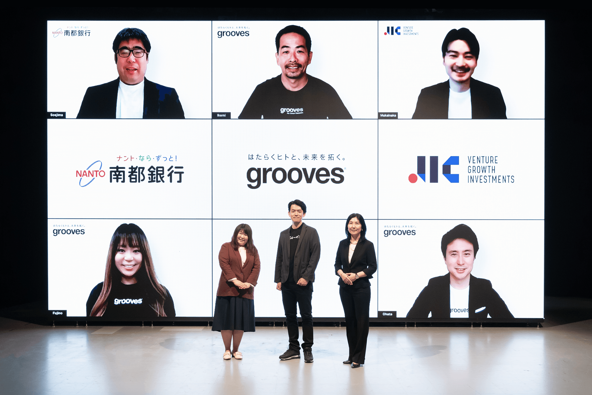 Japanese HR tech startup Grooves secures $7.3m in latest fundraise
