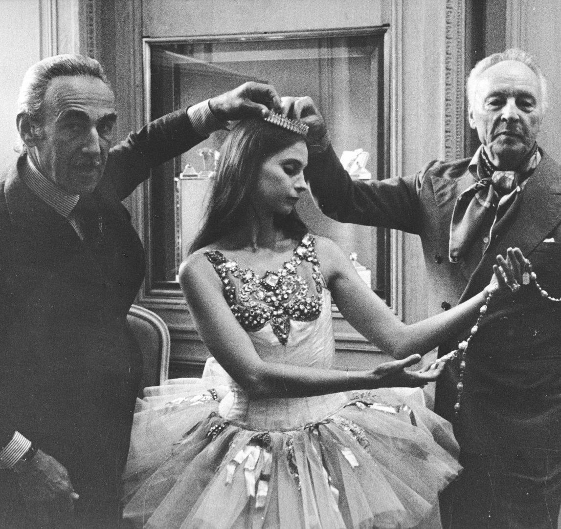 Van Cleef & Arpels Marries the World of Ballet and Jewellery
