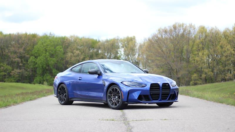2021 BMW M4 First Drive Review   Mission accomplished