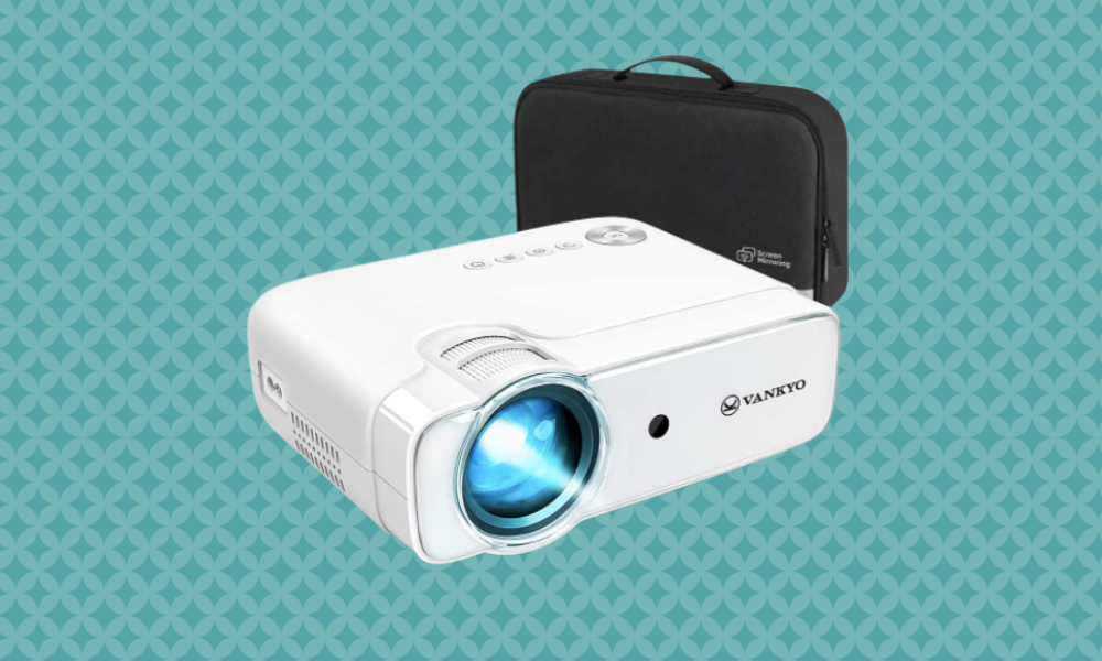 Score a 'perfect' top-rated mini projector for under $100 at Amazon — but only for today