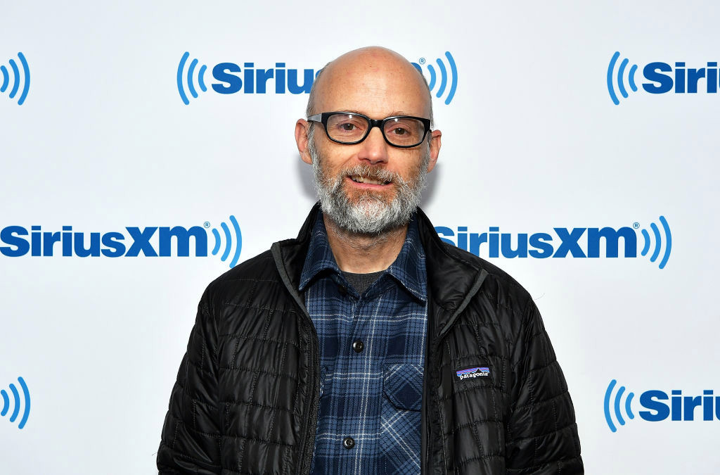 Moby on Teslas, electric blankets and a rave blackout