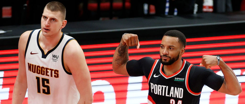 The Blazers Re-Signed Norman Powell To A 5-Year, $90 Million Deal