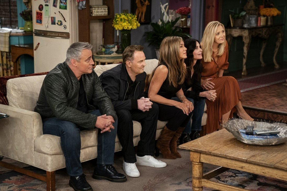 Friends: The Reunion ignites copyright battle among Chinese video streaming sites