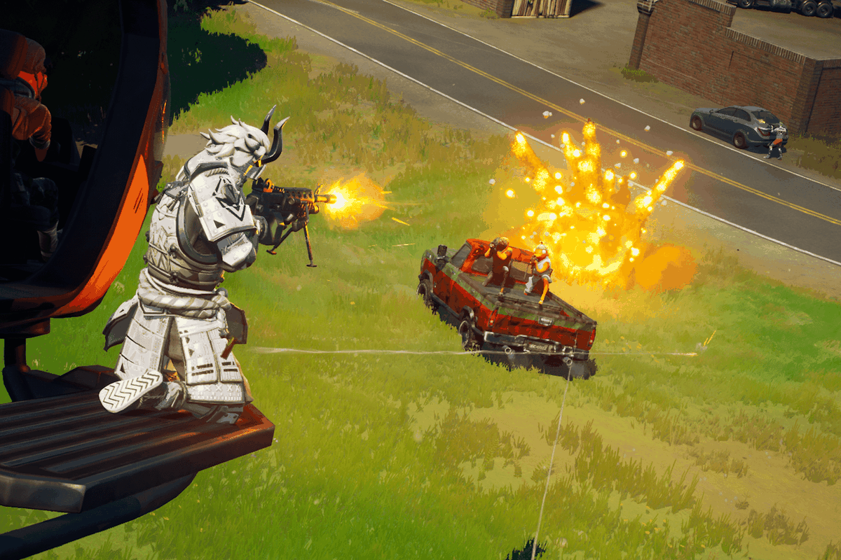 Fortnite is getting improved graphics on PC