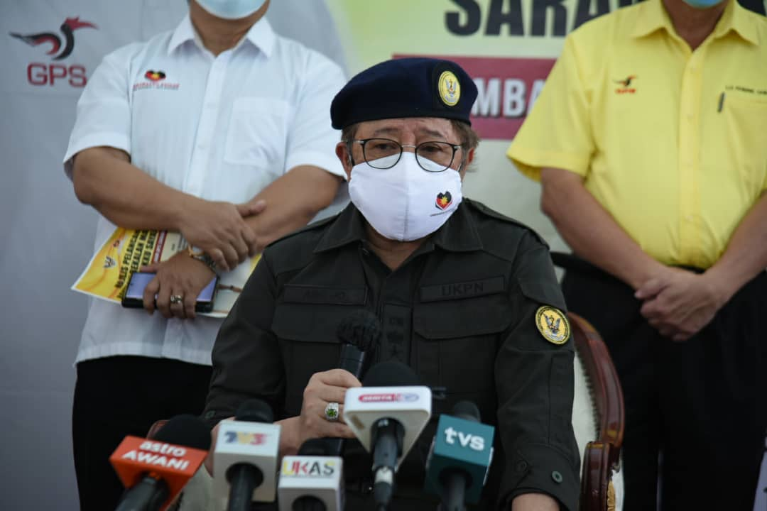 Sarawak CM's visit to Kapit was in full compliance with Covid-19 SOPs, state agency tells PSB man