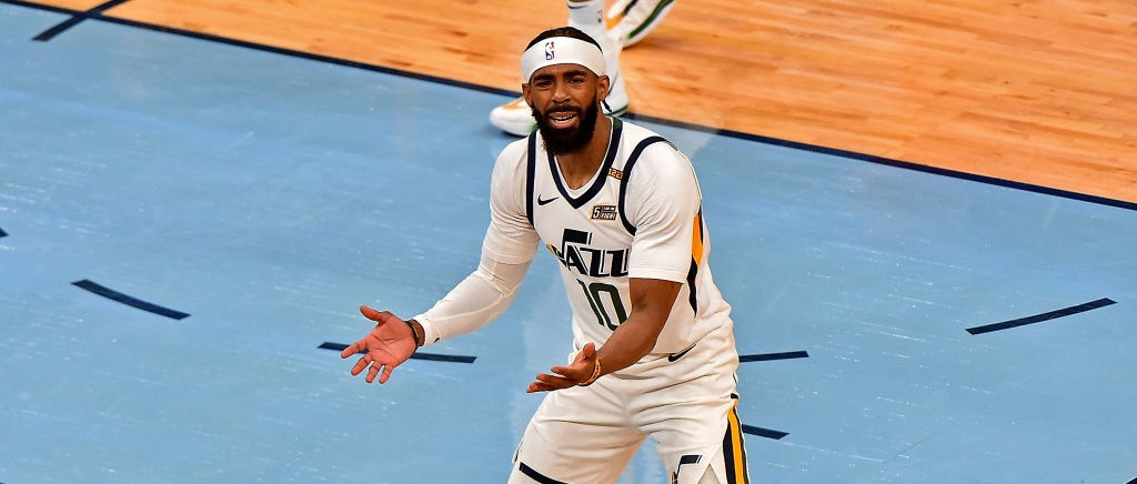 Mike Conley Will Reportedly Stay In Utah On A $68 Million Deal